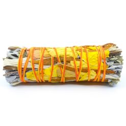 Abundance & Prosperity Smudge Stick - With Good Intentions