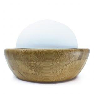 Aryya Aromatherapy Ultrasonic Bamboo Diffuser LUNA
