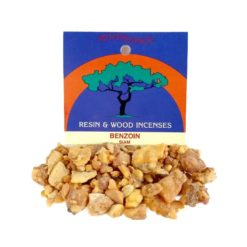 Benzoin Siam Granules 8g - Moondance Incense