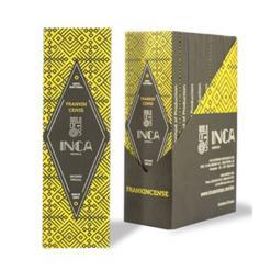 Inca Incense Frankincense 4 Pack