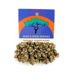 Resins Queen of Heaven Granules 7g - Moondance Incense