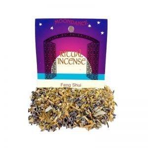 Ritual Incense Mix FENG SHUI 20g - Moondance Incense