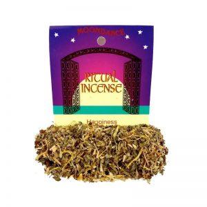 Ritual Incense Mix HAPPINESS 20g - Moondance Incense