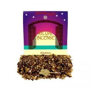 Ritual Incense Mix INTUITION 20g - Moondance Incense