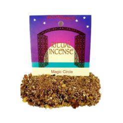 Ritual Incense Mix MAGIC CIRCLE 20g - Moondance Incense