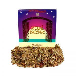 Ritual Incense Mix MEDITATION 20g - Moondance Incense