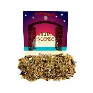 Ritual Incense Mix PROTECTION 20g - Moondance Incense