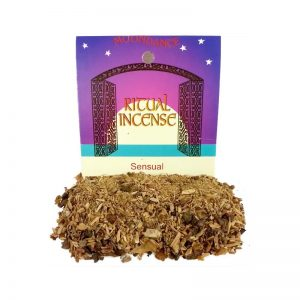 Ritual Incense Mix SENSUAL 20g - Moondance Incense
