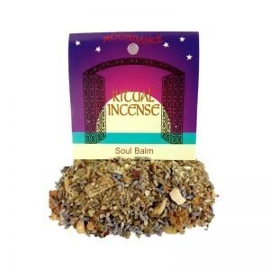 Ritual Incense Mix SOUL BALM 20g - Moondance Incense
