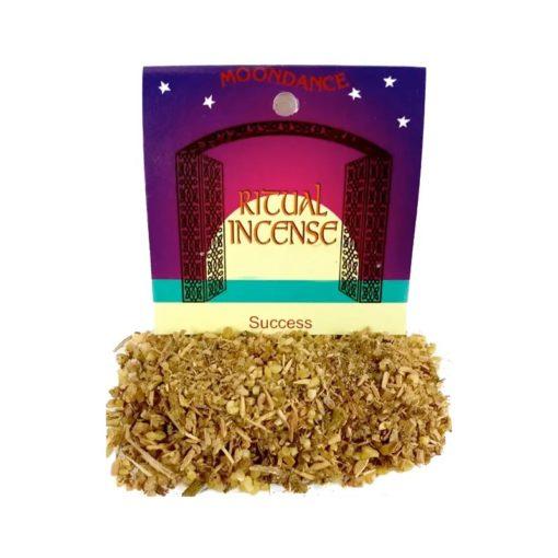 Ritual Incense Mix SUCCESS 20g - Moondance Incense