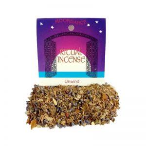 Ritual Incense Mix UNWIND 20g - Moondance Incense