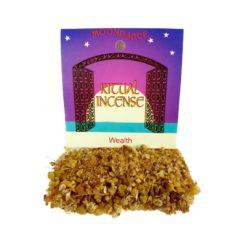 Ritual Incense Mix WEALTH 20g - Moondance Incense