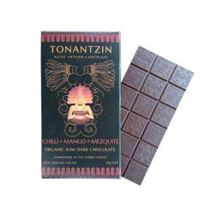 Tonantzin Chocolate Chili Mango Mesquite