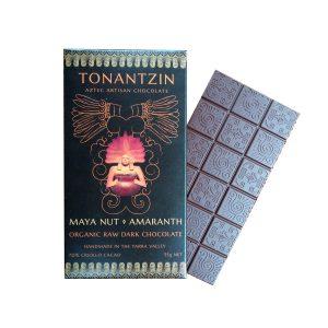 Tonantzin Chocolate Maya Nut Amaranth