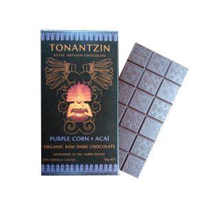 Tonantzin Chocolate Purple Corn & Acai