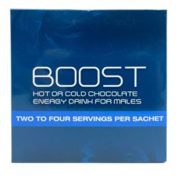 Boost Chocolate Energy Drink