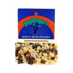 Frankincense and Myrrh Mix 25g - Moondance Incense