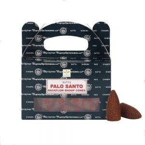 Satya Cones Backflow PALO SANTO