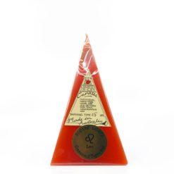 15hr Zodiac Candle Leo - Nimbin Candles