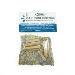 Bakhoor Incense 75g - Andess