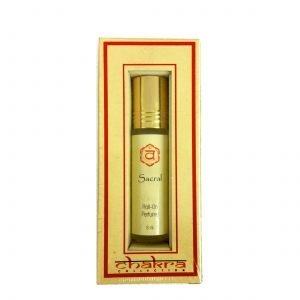 Chakra Collection Perfume Oil SACRAL 8ml
