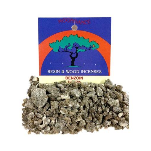 Resins Benzoin Sumatra Granules 30g - Moondance Incense