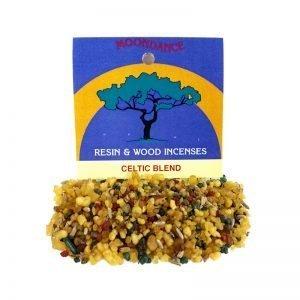 Resins Celtic Blend Granules 15g - Moondance Incense