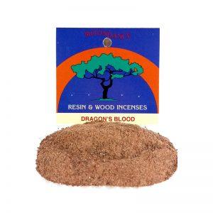Resins Dragons Blood Powder 10g - Moondance Incense