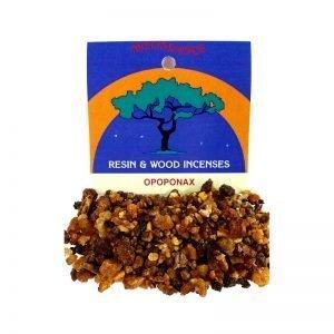 Resins Opoponax Granules 25g - Moondance Incense