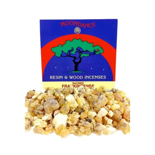Resins Sacred Frankincense Granules 30g - Moondance Incense