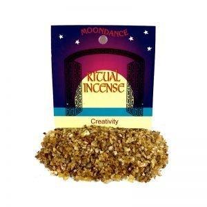 Ritual Incense Mix CREATIVITY 20g - Moondance Incense