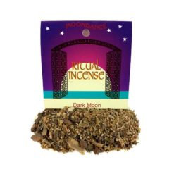 Ritual Incense Mix DARK MOON 20g - Moondance Incense