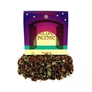 Ritual Incense Mix HEALING 20g - Moondance Incense
