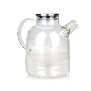 Glass Decoction Pot Large 1.8L