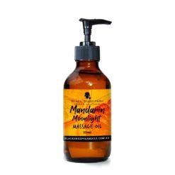 Mandarin Moonlight Massage Oil 100ml - Black Sheep Farm