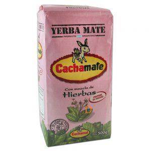 Yerba Mate CachaMate Pink 1kg