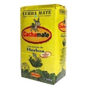 Yerba Mate CachaMate Yellow 1kg