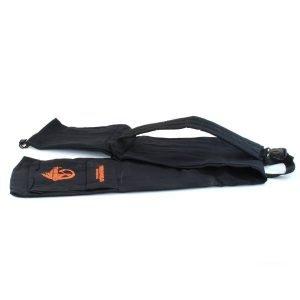 Fire Staff Bag Black