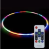 Radius LED Glow Hoop (80 LEDs) - USB Rechargeable with Remote