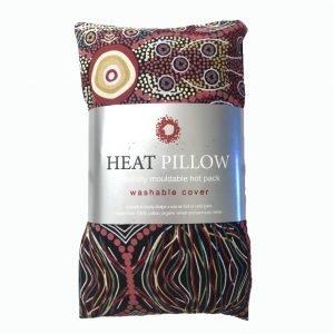 Heat/Chill Pillow - Wild Coconut