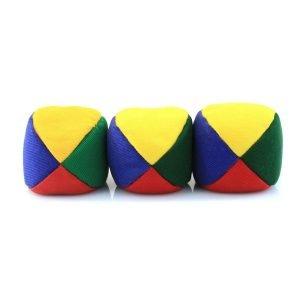 Cube Juggling Ball Set (3)