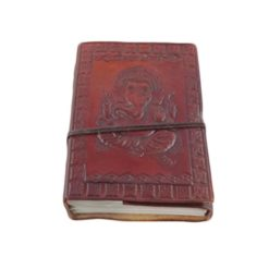 Small Leather Journal - Ganesh