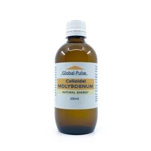 Colloidal Molybdenum 200ml - Global Pulse