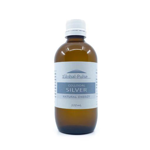 Colloidal Silver 200ml - Global Pulse