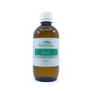 Colloidal Zinc 200ml - Global Pulse