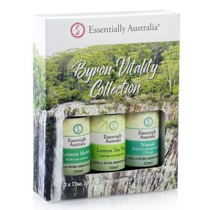 Byron Vitality Collection – Essential Oil Gift Pack
