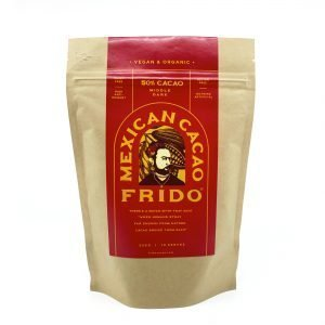 Frido Cacao Middle Dark Blend 50%