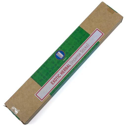 Satya Premium Incense EXOTIC HERBAL 15g