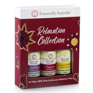 Relaxation Collection – Essential Oil Gift Pack