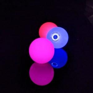 Glow/LED Juggling Ball Set of 3